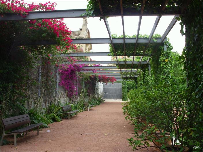 15 sitios curiosos de valencia que quiz s no conocias for Jardin hesperides