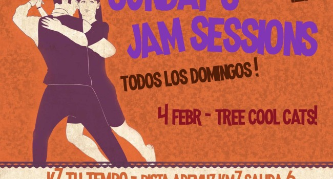Jam Session domingo 4 enero