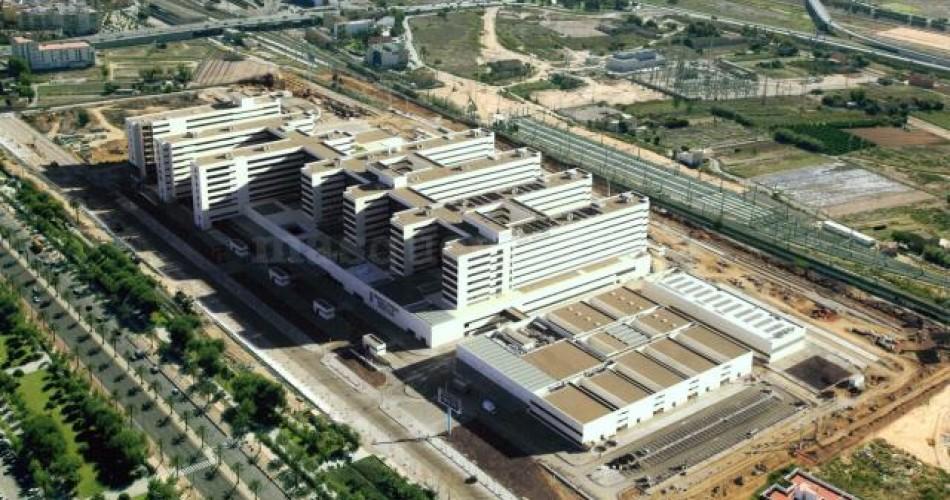 Lugares abandonados en valencia - Hospital nueva fe valencia ...