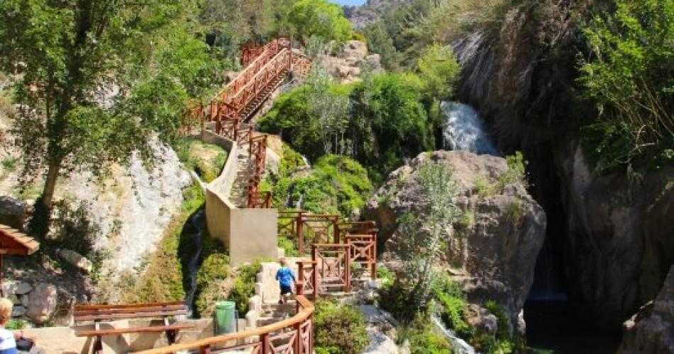 10 piscinas naturales cerca de valencia for Piscinas naturales valencia